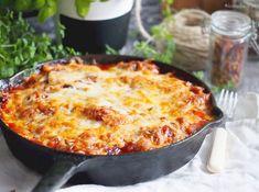 Eggplant, Macaroni And Cheese, Zucchini, Stuffed Mushrooms, Meals, Dinner, Baking, Ethnic Recipes, Food
