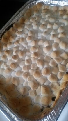 Make and share this Sweet Potato (Yam) Casserole With Marshmallows recipe from Food.com.
