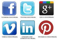 ICF Praha není jen na Pinterest, najdete nás i na jiných sociálních sítích.
