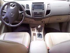 Toyota Hilux RV D4-D 4x4 3.0 TDI Diesel Aut - 2008
