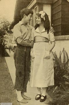 Jack Pickford and Olive Thomas
