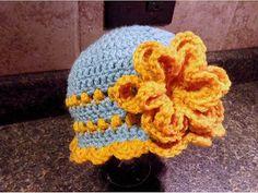 Free Easy crochet pattern.