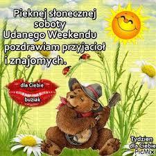 Pięknej słonecznej soboty Winnie The Pooh, Disney Characters, Fictional Characters, Fantasy Characters, Pooh Bear, Disney Face Characters