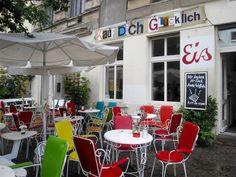 カフェ天国の街ベルリン