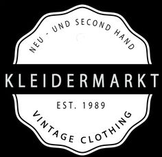 Kleidermarkt - Vintage - Berlin - Hamburg - Secondhand, PICKnWEIGHT, MADE IN BERLIN, COLOURS, GARAGE