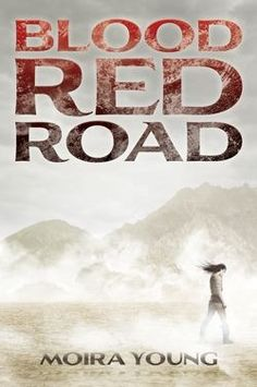 Blood Red Road (Dust Lands, by Moira Young. Saba must leave her home of Silverlake when four cloaked strangers kidnap her brother. She embarks on a quest to get him back--and maybe topple a corrupt society along the way. Ya Books, Free Books, Good Books, Books To Read, Reading Books, Blood Red Road, Books Like Divergent, Books For Teens, Love Book