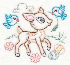 Hand Embroidery Videos, Hand Embroidery Flowers, Hand Work Embroidery, Machine Embroidery Projects, Hand Embroidery Patterns, Embroidery Kits, Embroidery Stitches, Embroidered Quilts, Creeper Minecraft