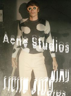 Acne Studios - Men's SS16 campaign Shop Ready to Wear, Accessories, Shoes and Denim for Men and Women
