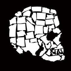 This country is a little crazy - but there's a #skull for that!  Check out all of the states formed into a skull @noahscalin #noahscalin years ago - one of the first when he began his #skulladay project. I'm on the 30 day challenge as u can tell #skullart #skullabration @creativesprint #creativesprint #make365 #unitedskullofamerica #unitedstates #artskulls #originalart #instagood #urbanart #artcool #skullart #skullstyle #skulladdict #skulls #skulldecor #artstagram #artsanity #artnet…