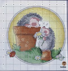 Margaret Sherry (Cross Stitch)