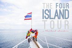 THAILAND | Four Island Tour
