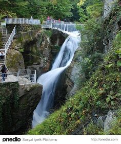 Düzce Saklıkent ve Aktaş şelaleleri There are many places to be visited in the world and Turkey. We share with remote locations. Travel Route, Travel And Tourism, London Travel Guide, Turkey Places, Turkey Holidays, Turkey Photos, Destinations, Turkey Travel, Going On Holiday
