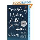 Everything I Never Told You: A Novel - Kindle edition by Celeste Ng. Literature & Fiction Kindle eBooks @ Amazon.com.