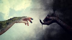 Preservation by ShortCircuit123.deviantart.com on @DeviantArt