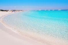 Playa de Ses Illetes | Formentera