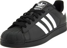 $64.99 adidas Originals Men's Superstar 2 Retro Sneaker - Kick a timeless look in the adidas® Superstar men's shoe. It's crafted using full-grain leather; the rubber toe shell enhances the classic style, and a textile lining adds a soft touch. The outsole features a herringbone pattern for great traction. http://www.amazon.com/dp/B002L16ZMS/?tag=pin2pet-20