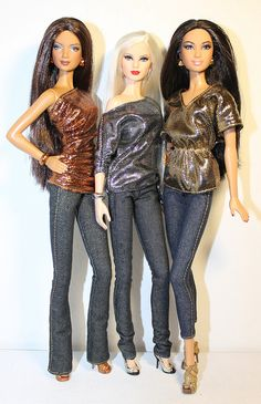 Barbie Jeans
