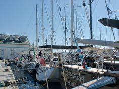Solaris Yachts at Porto Rotondo, Sardinia and Yacht Club