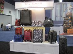 Isaac Mizrahi Signal Brands luggage and suitcases www.xibeo.com 805.604.4409