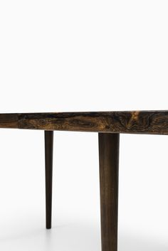 Nanna Ditzel dining table in rosewood at Studio Schalling