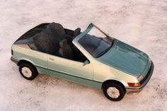 Trabant –Cabrio 1.2, Modell 1986
