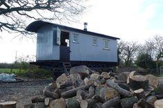 buy now 15,500 living shepherds hut