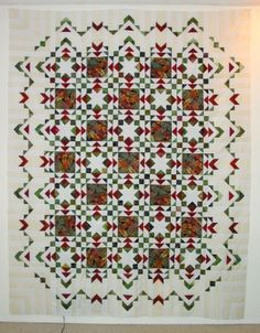 Autumn in the Southwest – Part 1 & 2... free quilt pattern
