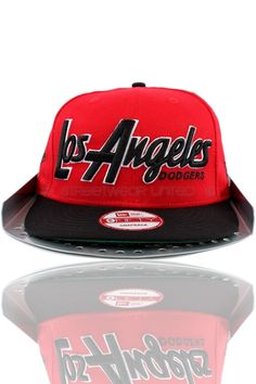 Reverse Snapback Los Angeles Dodgers