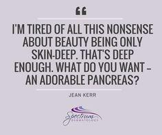 A pancreas joke, enjoy :) #health #dermatology