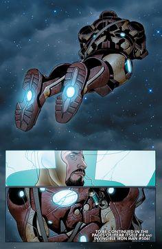 Tony Iron Man, Iron Man Stark, Iron Man Suit, Iron Man Armor, Marvel Art, Marvel Comics, Hybrid Marvel, Superior Iron Man, Tony Stank