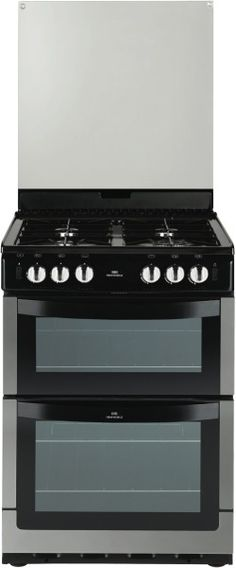 New World NW541GTCFSTA 54cm Gas Upright Cooker at The Good Guys