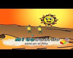 Canción drilo el cocodrilo (canción equipo cocodrilo)