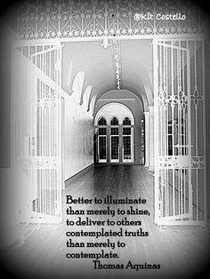 illuminate the truth...