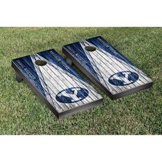 Victory Tailgate Brigham Young Cougars Cornhole Game Set - 814018