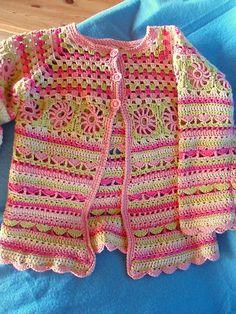 crocheted jacket | Explore sophiestig photos on Flickr. soph… | Flickr - Photo Sharing!