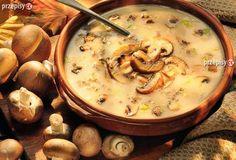 Zupa z pieczarek i ziemniaków