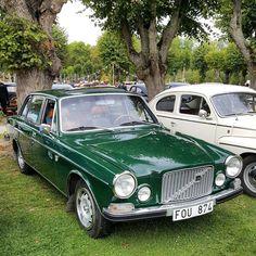 "Vintage, retro and rare cars. (@carsinsweden) on Instagram: ""Volvo 164 -73 #b30 #volvo #164 #volvo164 #volvob30 #car#cars #oldcar #oldtimer #youngtimer…"""