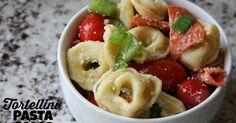 Mix and Match Mama: Tortellini Pasta Salad