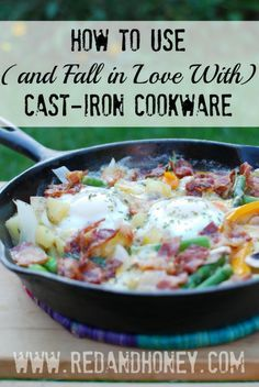How to Use (and Fall in Love With) Cast-Iron Cookware [with a $100 cast-iron giveaway!]