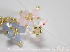 BeeJang - [Tutorial] Crystal Bracelet #20