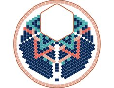Brick Stitch weaving tutorial: Learn how to weave Miyuki beads around a hex spacer itself inside a weaving ring. Learn how to weave Miyuki creoles with two interlocking rings. Beaded Earrings Patterns, Beaded Tassel Earrings, Peyote Patterns, Seed Bead Earrings, Beading Patterns, Brick Stitch Earrings, Beaded Crafts, Loom Beading, Bead Weaving