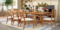 Rustic Dining Room photo by Birch Lane
