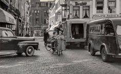 De Ridderstraat in de jaren 50