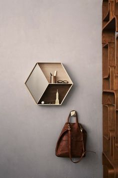 ferm LIVING design for the living room. Shop design for your living room online. Danish design furniture and interior - We offer low cost shipping! Mirror With Shelf, Wall Mirror, Entry Mirror, Hallway Storage, Deco Design, Dot And Bo, Danish Design, Interior Inspiration, Home Accessories