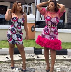 Gorgeous Ankara Styles For Beautiful Ladies - African Fashion Latest African fashion outfits. Gorgeous Ankara Styles For Beautiful Ladies African Wear Dresses, African Fashion Ankara, Latest African Fashion Dresses, African Inspired Fashion, African Print Fashion, African Attire, African Prints, African Clothes, Africa Fashion
