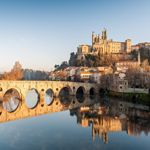 L'Orb passant sous le Pont Vieux a Beziers. Brazil Information, Country Information, Countries Around The World, Places Around The World, Around The Worlds, Brazil Country, Haute Marne, Living In Brazil, Ardennes