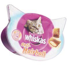 Whiskas Anti-Hairball -makupala karvapallojen ehkäisyyn 60 g