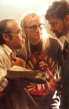 The Lone Gunmen from X Files and their eponymous short lived TV show. Fiction Movies, Science Fiction, Cigarette Smoking Man, The Lone Gunmen, Fbi Special Agent, Chris Carter, Dana Scully, Best Love Stories, Trust No One