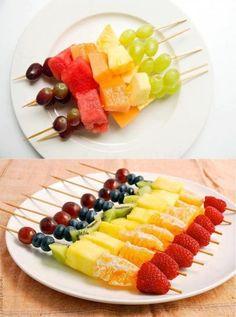 fruitspies traktatie | gezonde trakatie