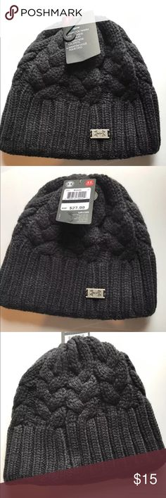 Under Armour Women's Beanie Skull cap style OSFA New With Tags Under Armour Other